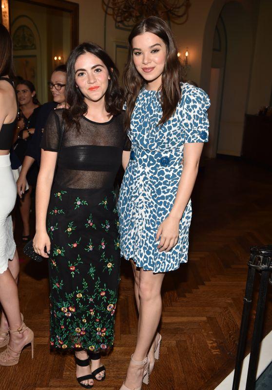 Hailee Steinfeld & Isabelle Fuhrman - W Magazine