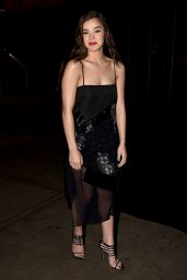 Hailee Steinfeld - Prabal Gurung Show at Spring 2016 NY Fashion Week