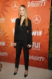 Halston Sage - 2015 Variety And Women In Film Pre-Emmy Celebration in West Hollywood