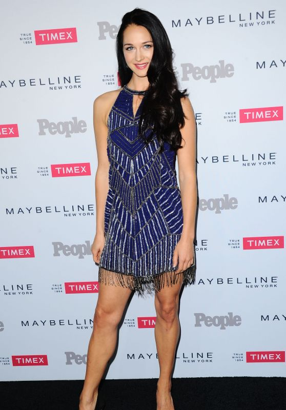 Hannah James – PEOPLE's Ones To Watch Event in West Hollywood, September 2015