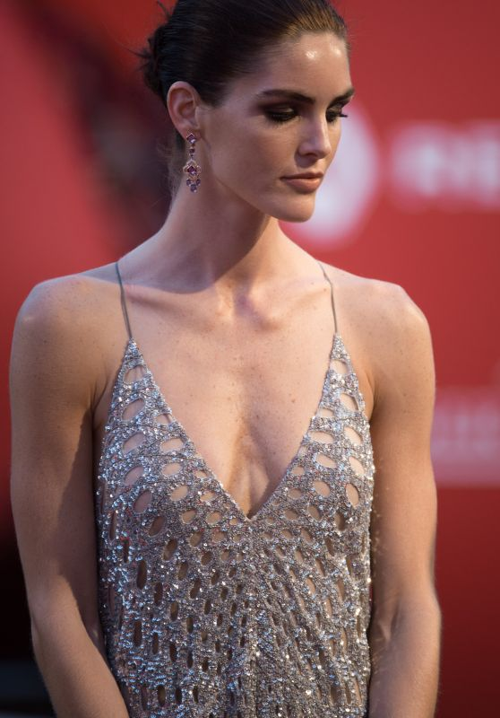 Hilary Rhoda Spotlight Premiere 72nd Venice Film