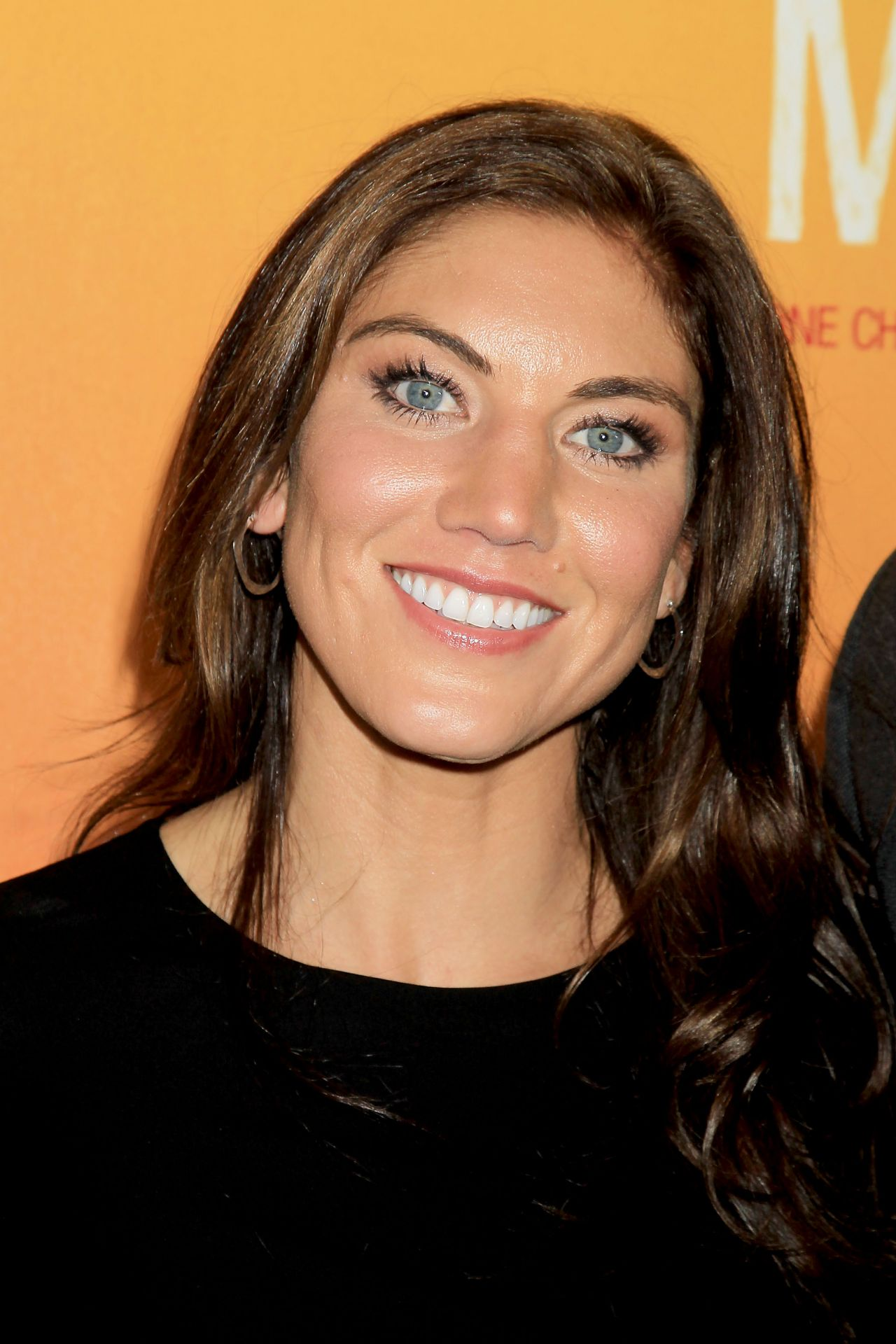 Hope Solo He Named Me Malala Premiere In New York City