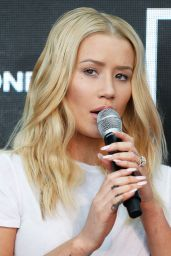 Iggy Azalea - Bonds 100th Birthday Celebrations in Sydney