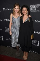 Imogen Poots - InStyle & HFPA Party at 2015 TIFF