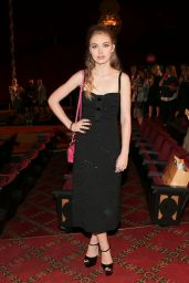 Imogen Poots - Marc Jacobs Spring 2016 Fashion Show in New York City