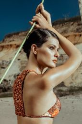 Isabeli Fontana - Agua de Coco Summer 2016