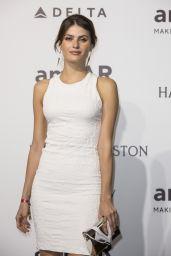 Isabeli Fontana - amfAR Milano 2015 - Milan Fashion Week S/S 2016