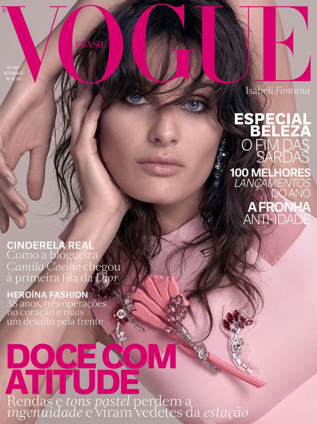 Vogue The Top Selling Fashion Magazine: Vogue Magazine Brazil