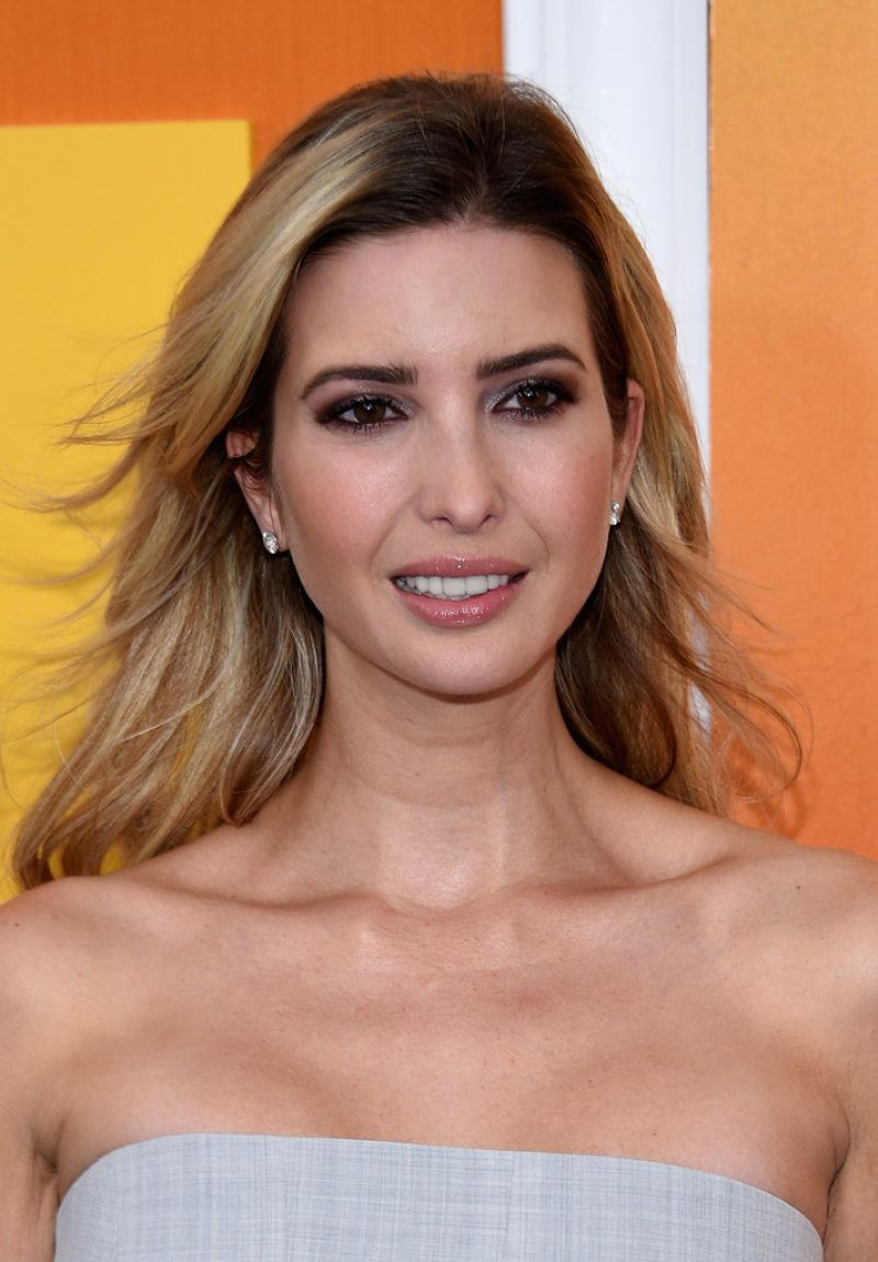 Ivanka Trump - 'He Named Me Malala' Premiere in New York Ivanka Trump