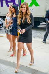 Jacquie Lee Style - at a Hotel in New York City, September 2015
