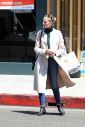 Jaime King - Out in Los Angeles, September 2015