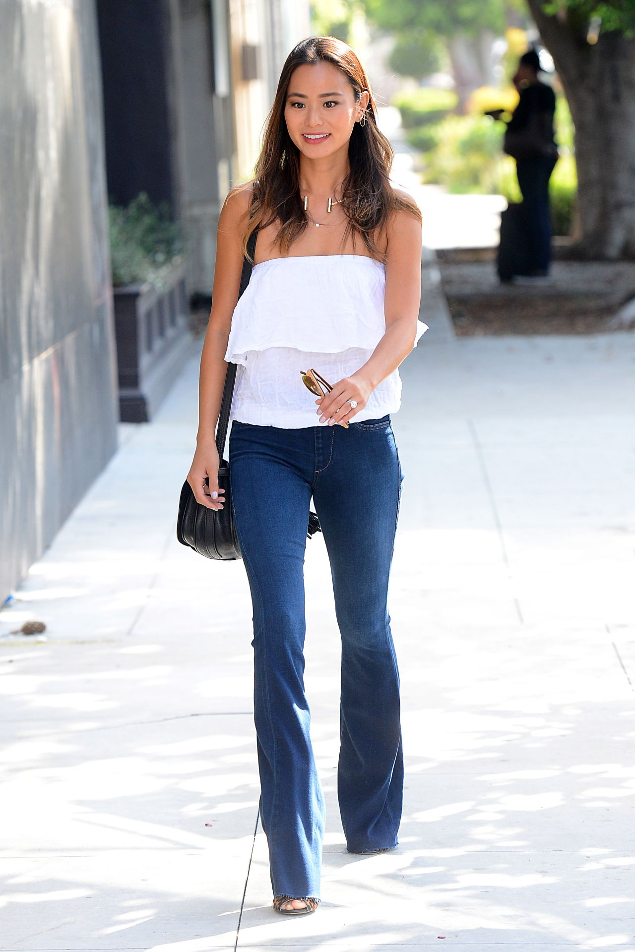 Jamie Chung Out In Beverly Hills September 2015