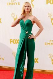 January Jones – 2015 Primetime Emmy Awards in Los Angeles