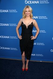 January Jones - Oceana Concert for our Oceans in Beverly Hills, September 2015