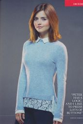 Jenna Coleman - SFX Magazine October 2015 & Doctor Who Monthly October 2015