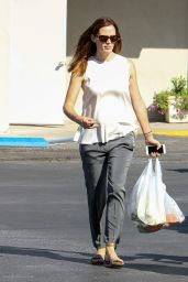 Jennifer Garner at the Farmer