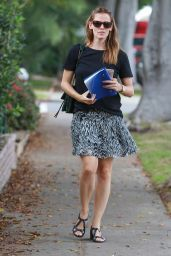 Jennifer Garner Casual Style - Out in LA, September 2015