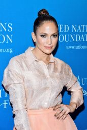 Jennifer Lopez - UN Foundation