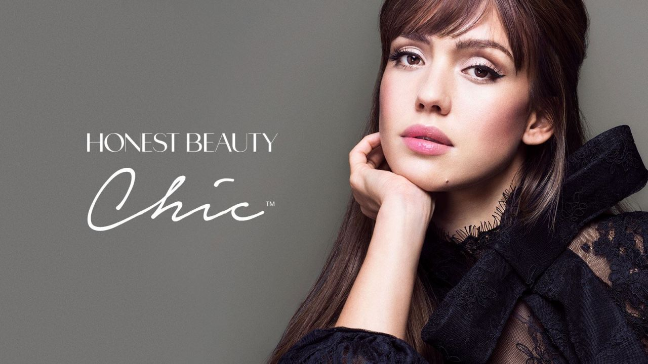Jessica Alba Honest Beauty 2015