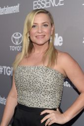 Jessica Capshaw – ABC's TGIT Line-up Celebration in West Hollywood