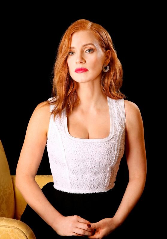 Jessica Chastain - Los Angeles Times Photoshoot, September 2015