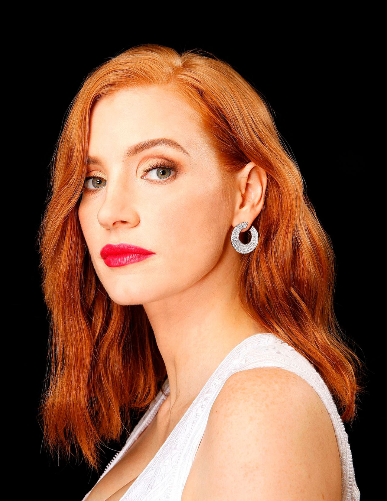 Jessica Chastain – Los Angeles Times Photoshoot, September 2015 Jessica Chastain