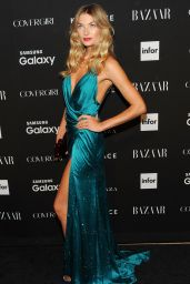 Jessica Hart – 2015 Harper's BAZAAR ICONS Event in New York City