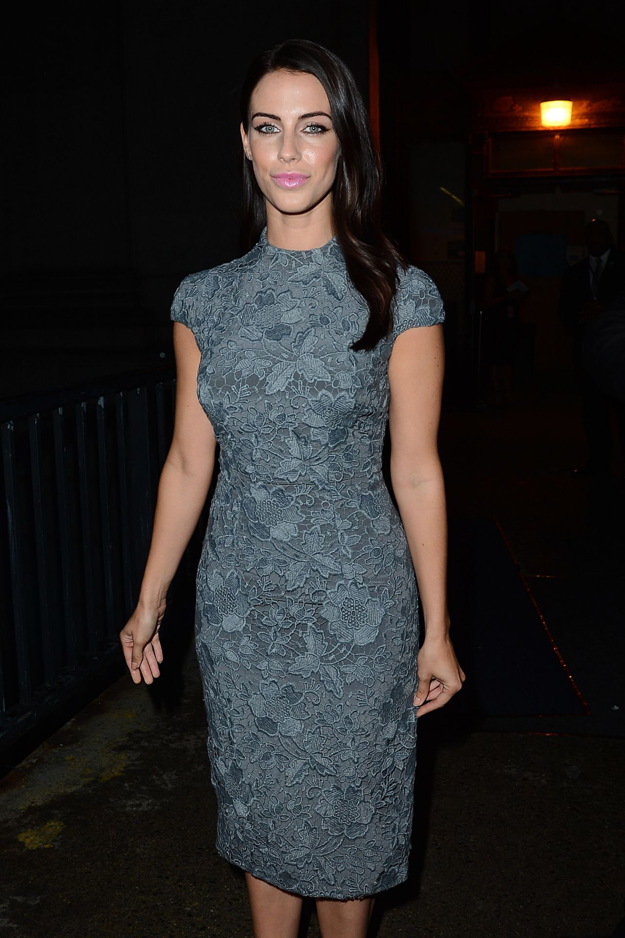 Jessica Lowndes Monique Lhuillier Fashion Show At Nyfw