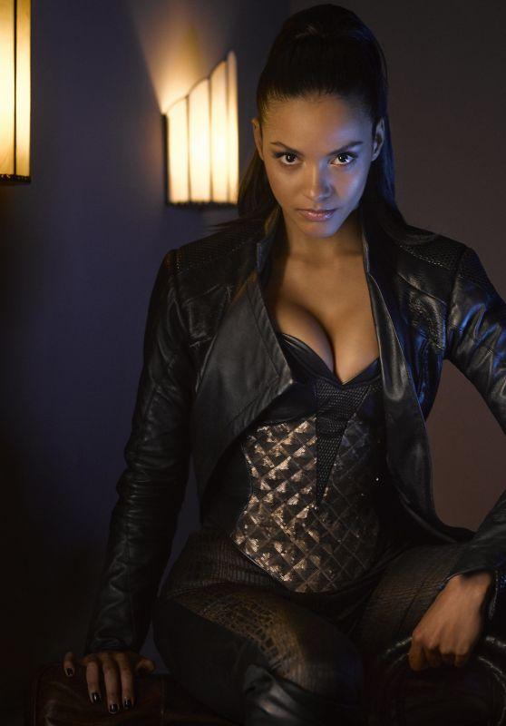 Jessica Lucas - Gotham Season 2 Promoshoot