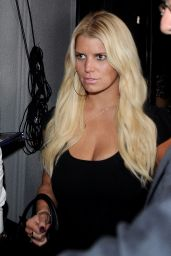 Jessica Simpson at Craig