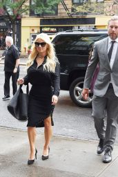 Jessica Simpson - Out in New York City, September 2015