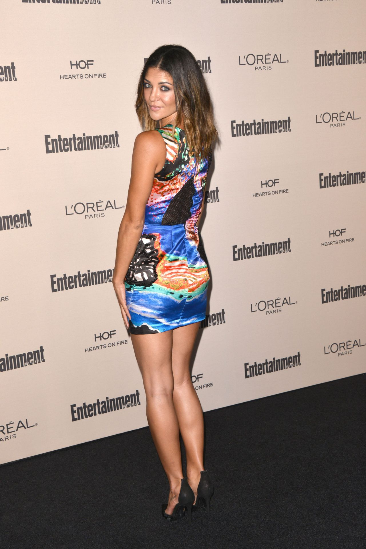 Jessica Szohr 2015 Entertainment Weekly Pre Emmy Party