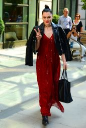 Jessie J Style - NYC, September 2015