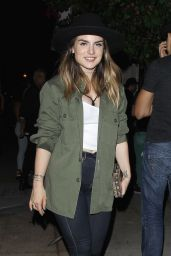 Joanna JoJo Levesque - Leaving a Hollywood Nightclub, September 2015