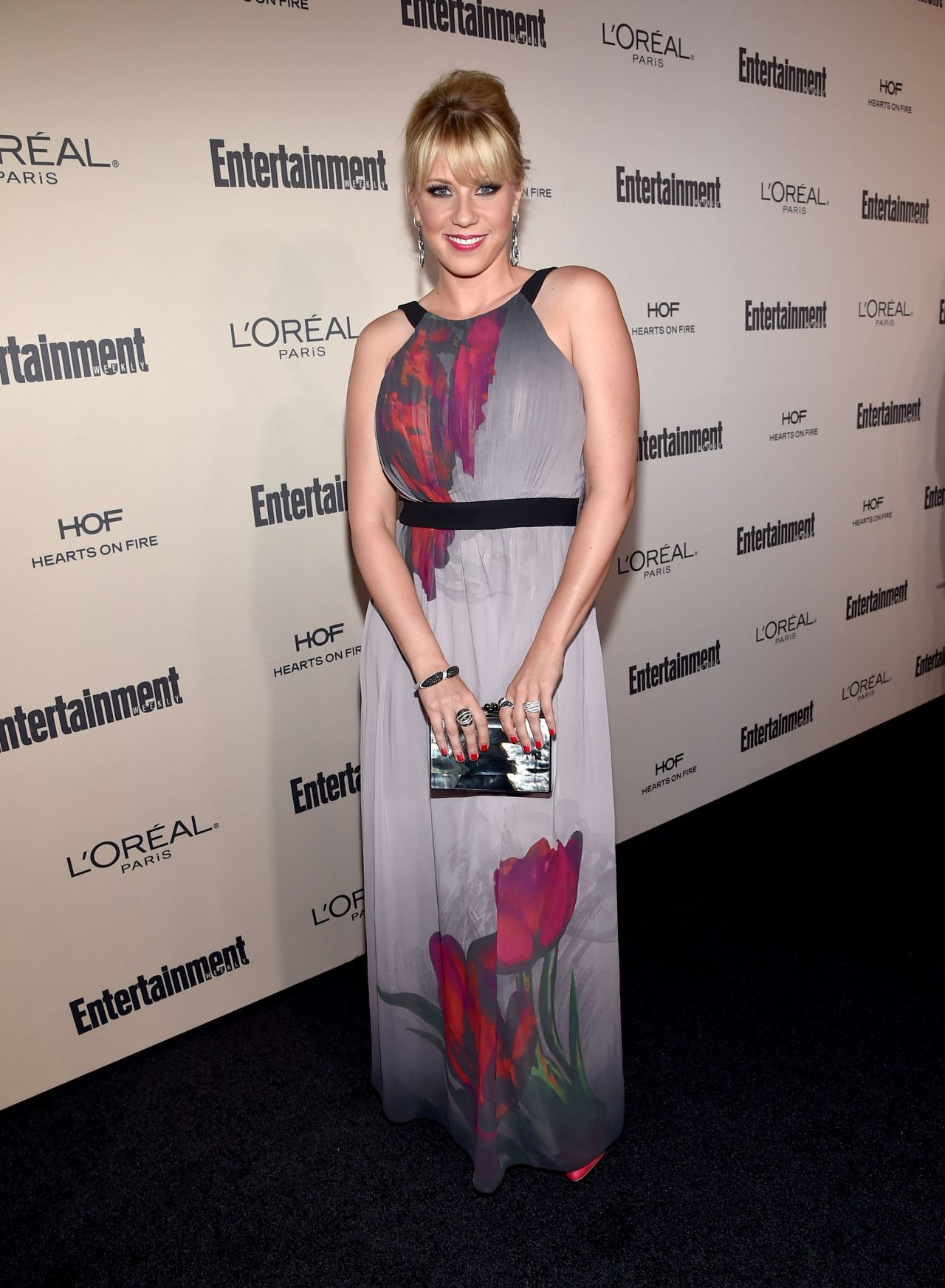 Jodie Sweetin - 2015 Entertainment Weekly Pre-Emmy Party