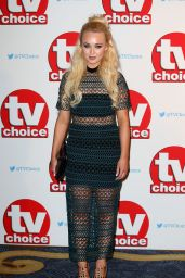 Jorgie Porter - TV Choice Awards 2015 in London
