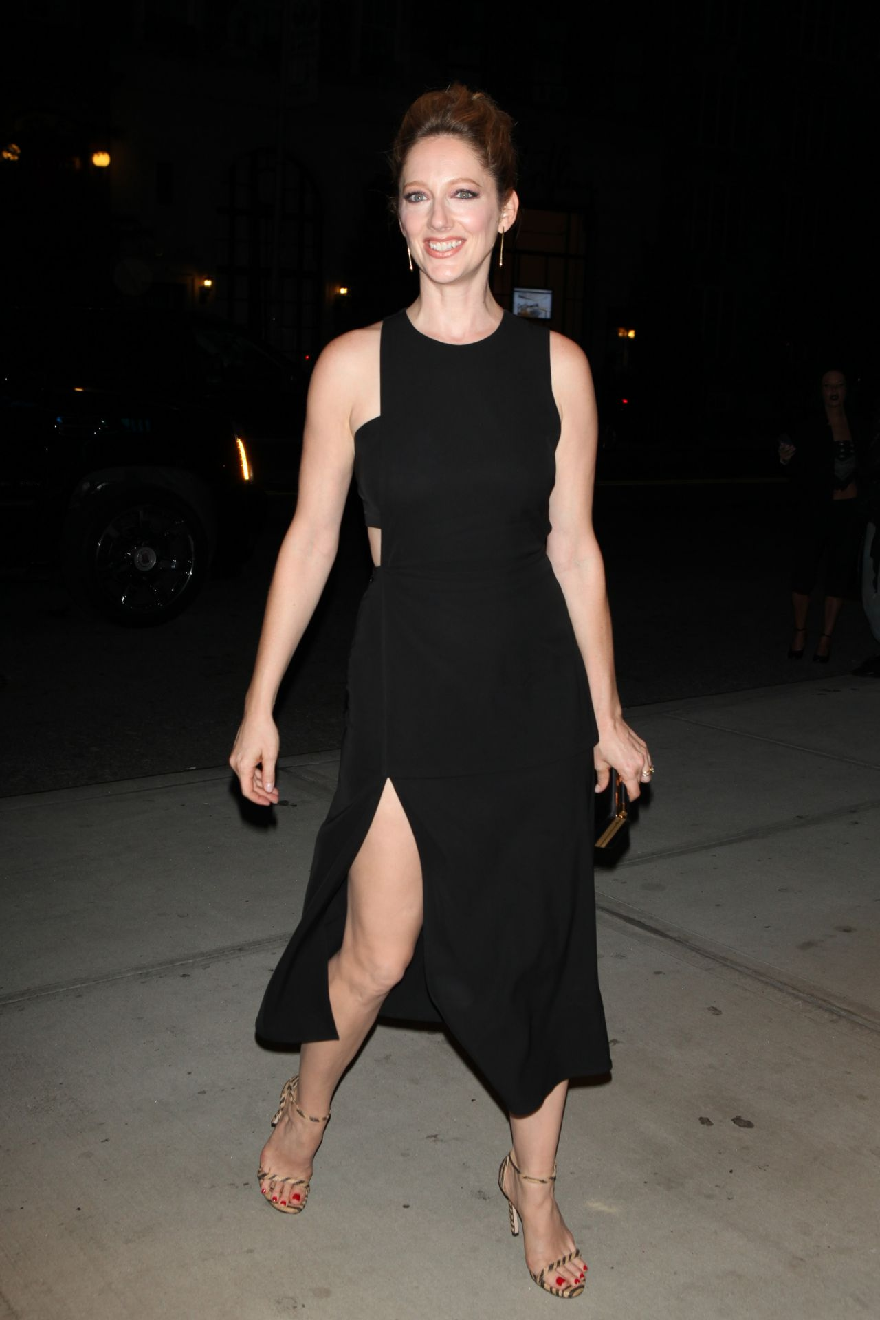 Judy Greer Addicted To Fresno Premiere At Sva Theatre