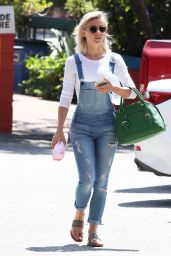 Julianne Hough Casual Style - Out in Los Angeles, September 2015