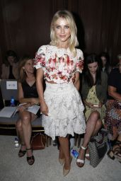 Julianne Hough - Marchesa Spring 2016 Fashion Show - New York Fashion Week