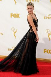 Julianne Hough on Red Carpet – 2015 Primetime Emmy Awards in Los Angeles
