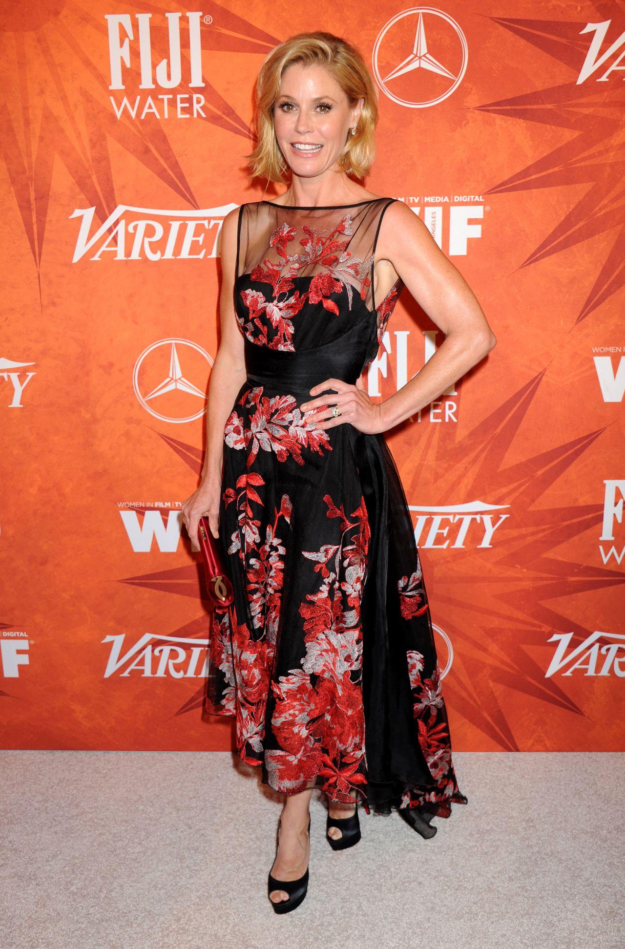Julie Bowen 2015 Variety And Women In Film Pre Emmy