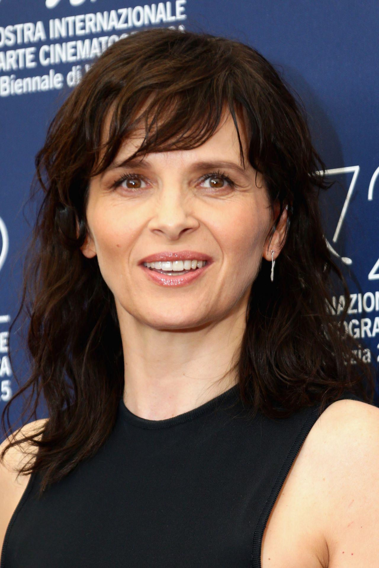 Juliet Binoch