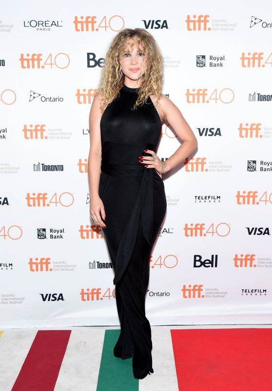 Juno Temple - Len And Company Premiere at TIFF 2015