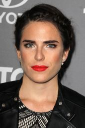 Karla Souza – ABC's TGIT Line-up Celebration in West Hollywood