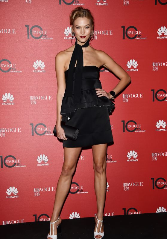 Karlie Kloss - Vogue China