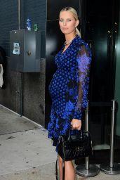 Karolina Kurkova - Diane Von Furstenberg Spring 2016 Fashion Show in NYC