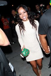 Karrueche Tran - 2015 Republic Records VMA After Party in West Hollywood