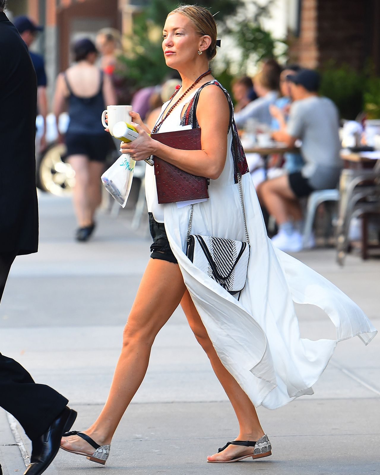 Kate Hudson Casual Sty...