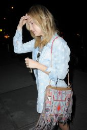 Kate Hudson - Out in New York City, September 2015