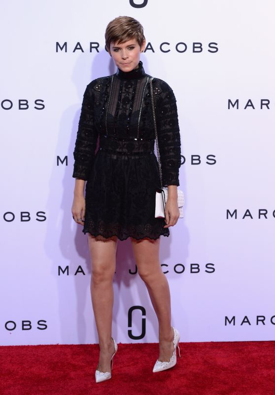 Kate Mara - Marc Jacobs show at Spring 2016 NY Fashion Week